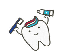 Tooth Cartoon - Children's Dentistry of Lincoln