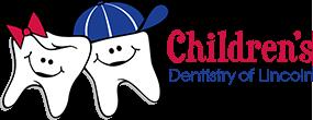 Children's Dentistry of Lincoln logo