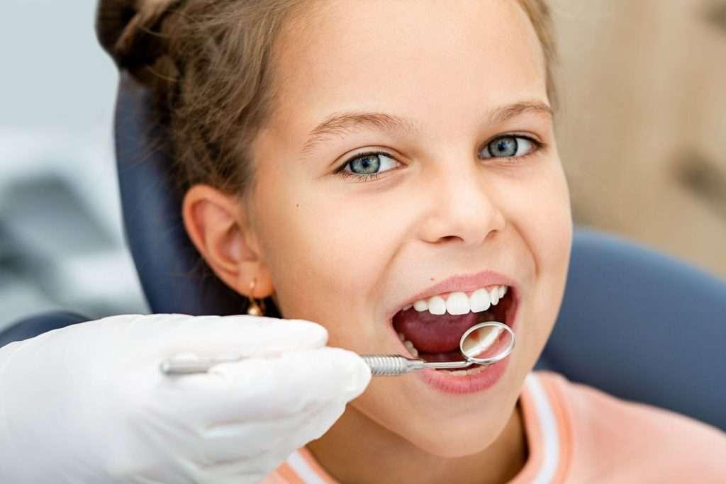 Dental exam - Children's Dentistry of Lincoln